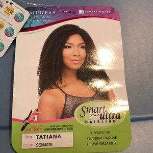 Empress Lace front edge wig Tatiana